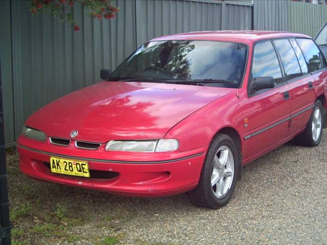 1996 Holden Commodore VS Stn Wgn 6 months Rego LPG 7 Automatic with Air n